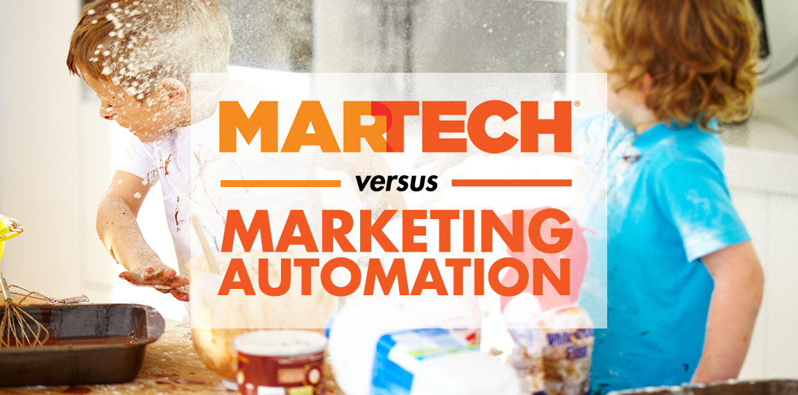 What Martech v. Marketing Automation Can Learn from Batman v. Superman